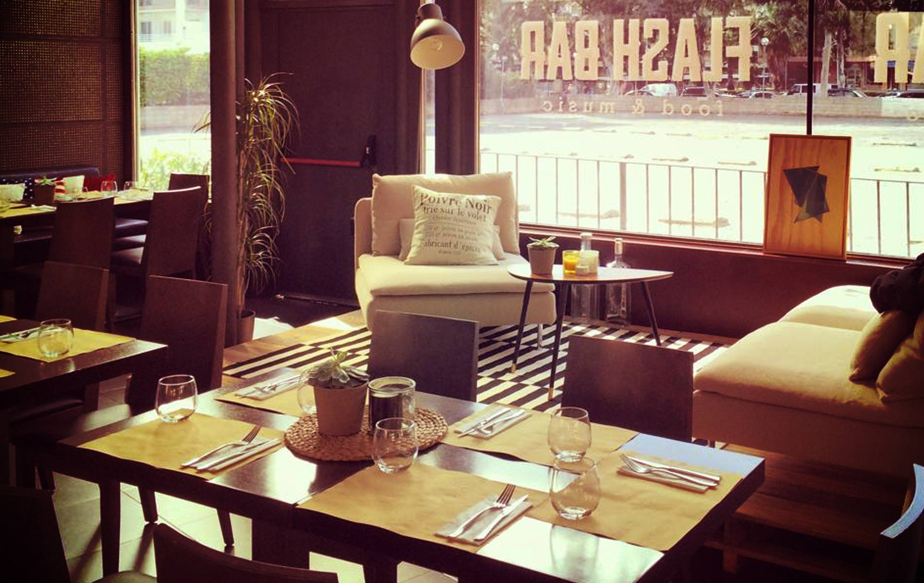 Restaurante Flash Bar Salou